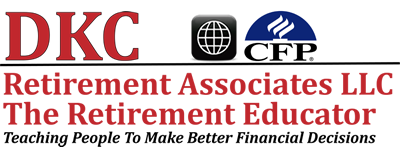 DKC Retirement Associates LLC - The Retirement Educator